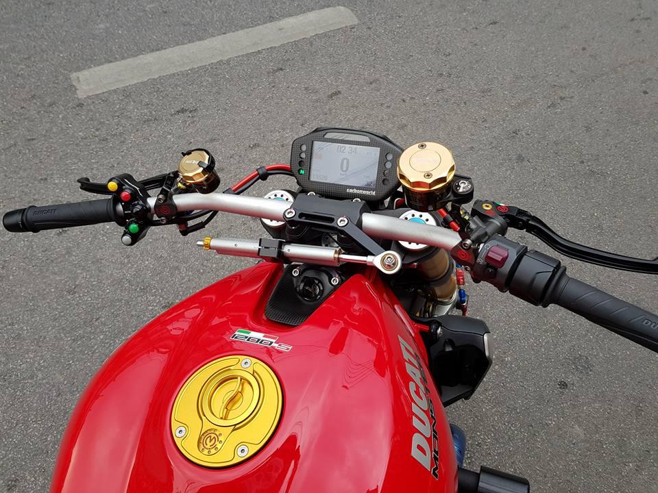 Ducati Monster quai thu cong nghe den tu Thai Lan - 4