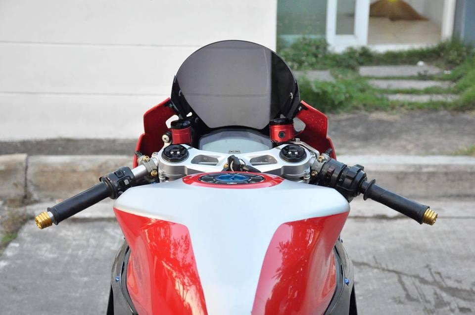 Ducati Panigale 899 do nhe cuc chat den tu Xu chua Vang - 6