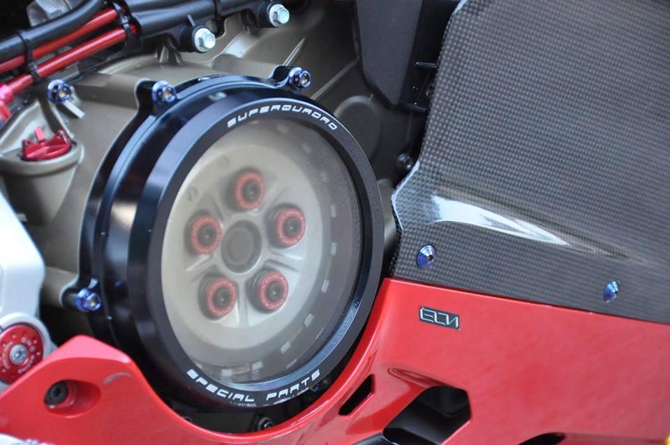 Ducati Panigale 899 do nhe cuc chat den tu Xu chua Vang - 12