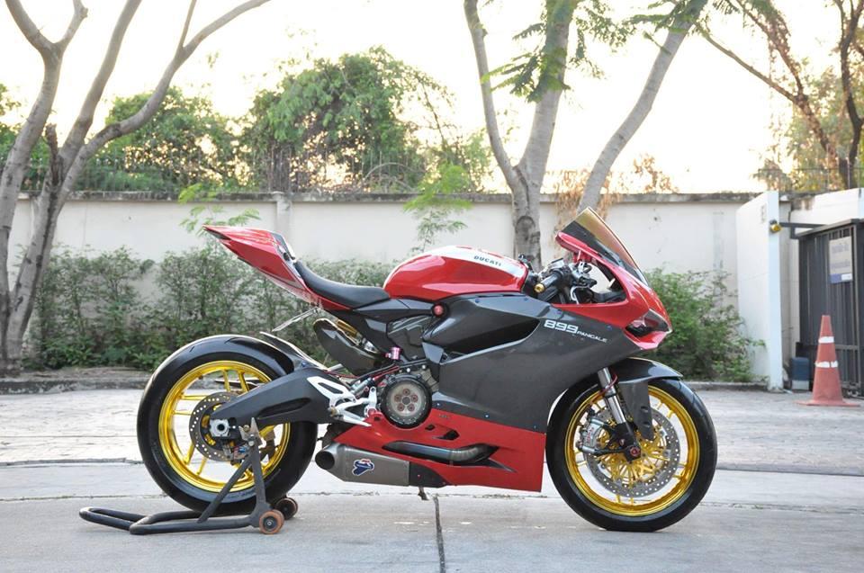 Ducati Panigale 899 do nhe cuc chat den tu Xu chua Vang - 16