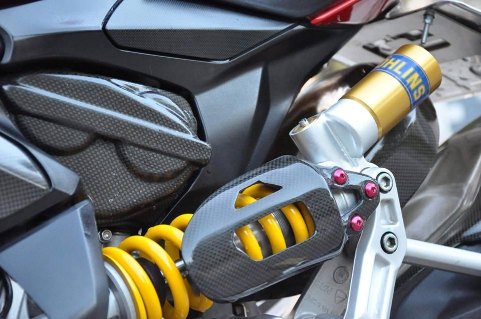 Ducati Panigale 899 do nhe cuc chat den tu Xu chua Vang - 18