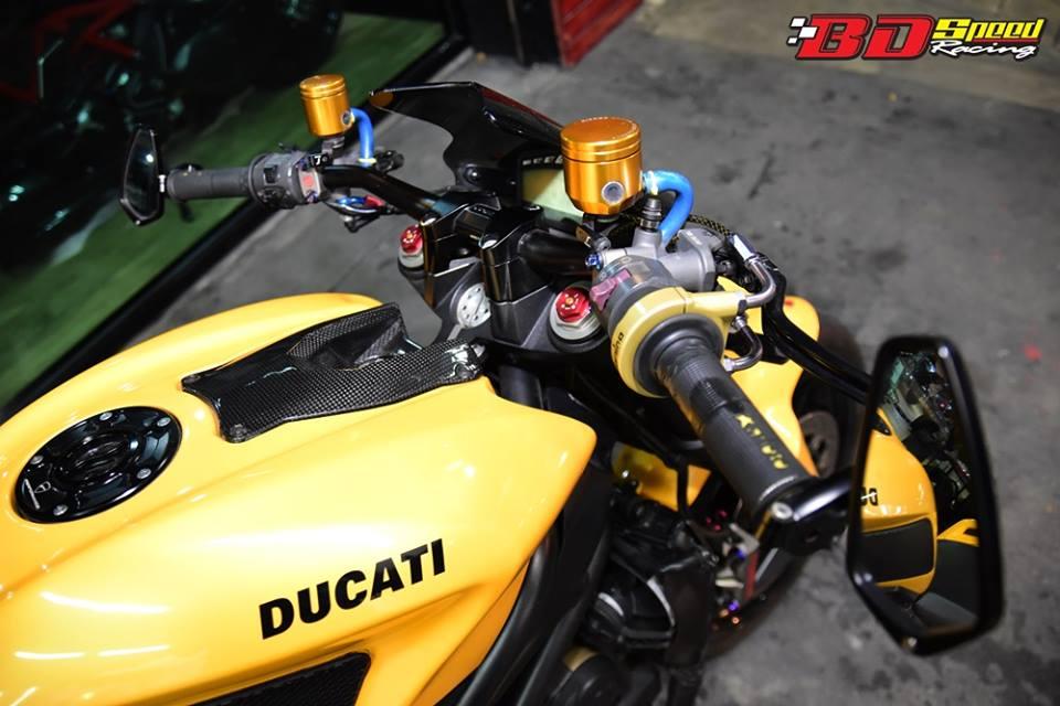 Ducati Streetfighter ga khong lo mang ten Ong bap cay - 6
