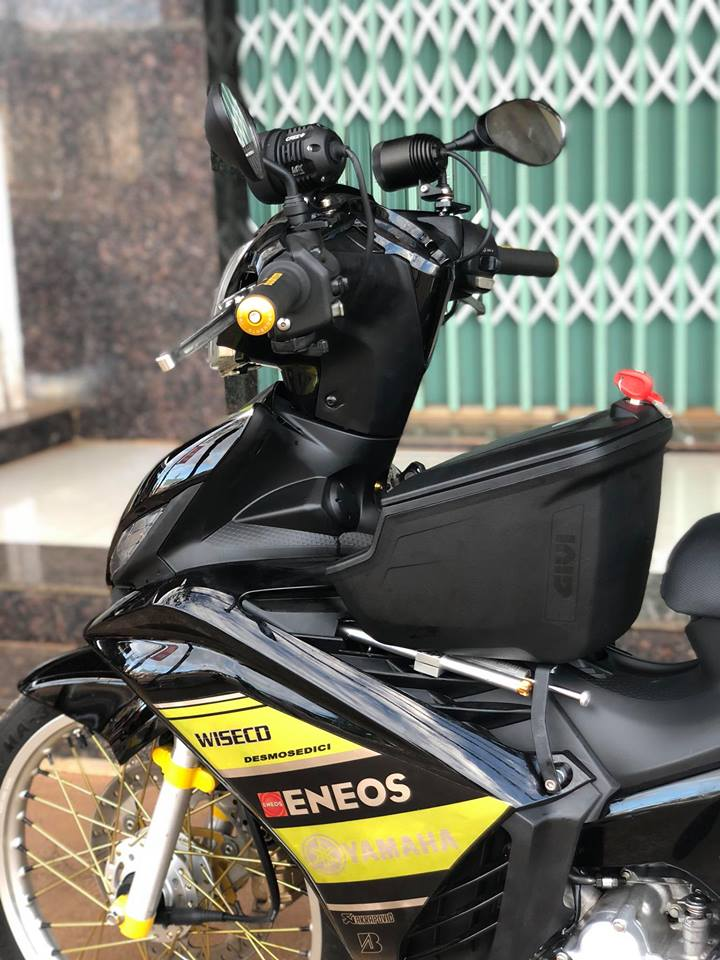 Exciter 135 do don nhe nhang voi ong xa nguoi em Ex150 - 5