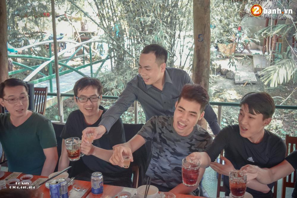 Hang tram chiec Winner hoi tu trong buoi offline cua Club Winner 150 Dong Nai King of Cub - 24