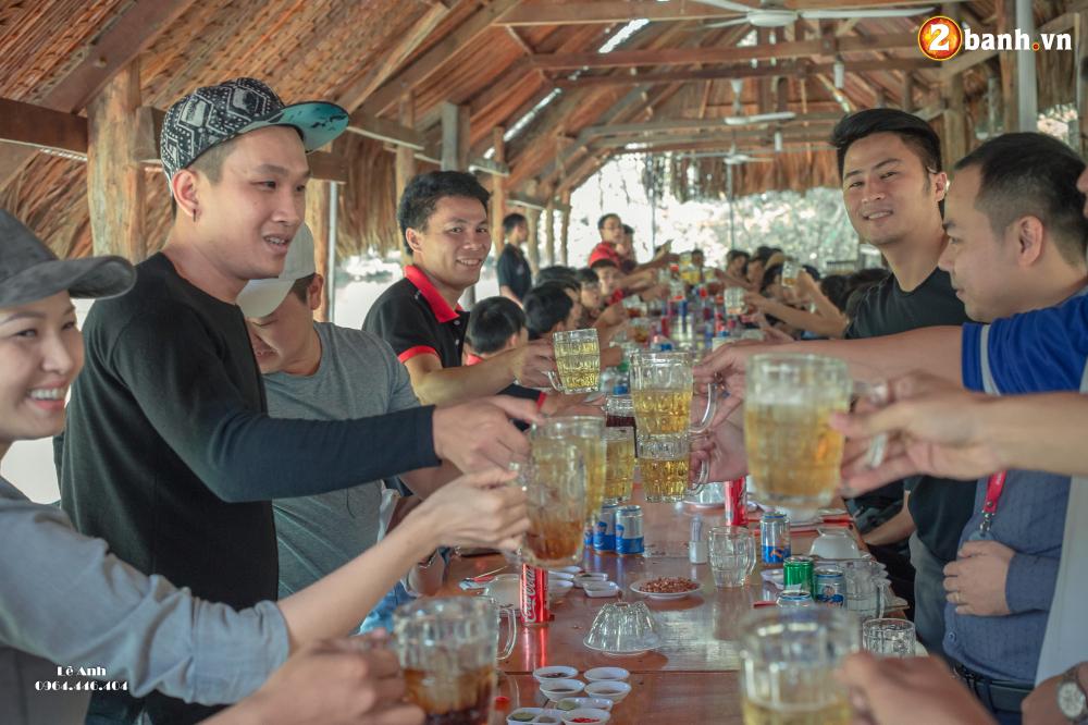 Hang tram chiec Winner hoi tu trong buoi offline cua Club Winner 150 Dong Nai King of Cub - 18