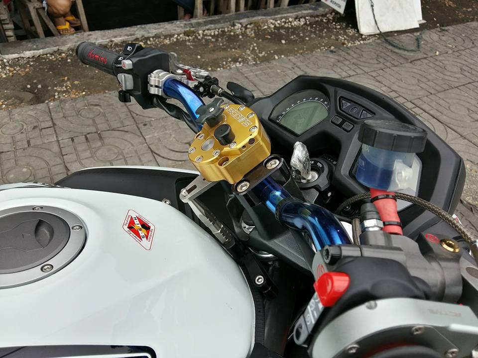 Honda CB650F chan dung hoan hao ke tranh ngoi Nakedbike tam trung - 4