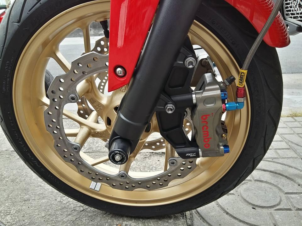 Honda CB650F chan dung hoan hao ke tranh ngoi Nakedbike tam trung - 6