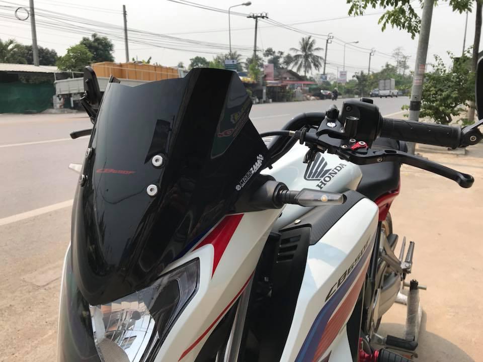 Honda CB650F ve dep phong tran tu mau Nakedbike tam trung - 4