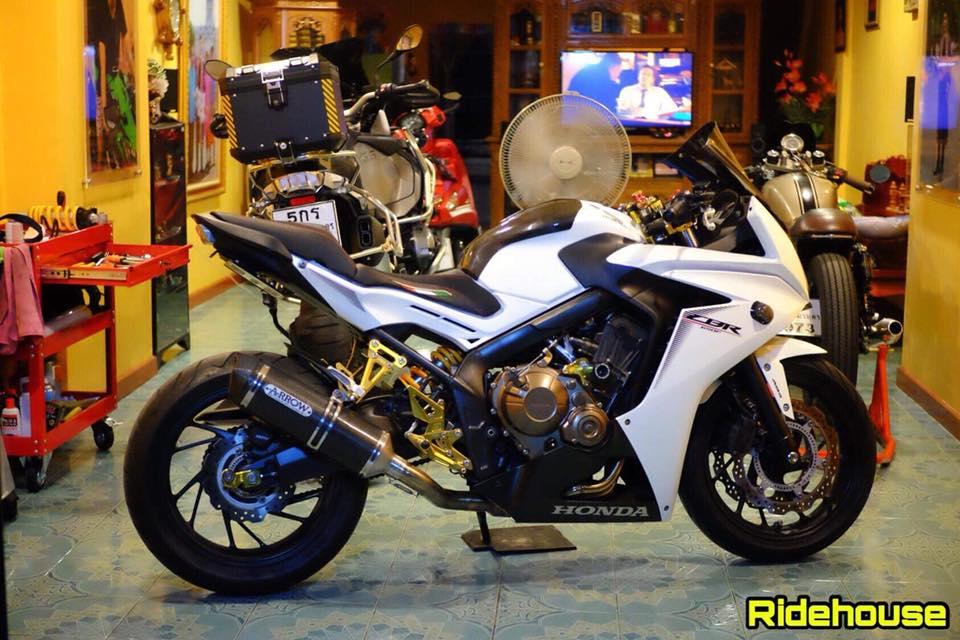 Honda CBR650F ban do trang tinh khoi day loi cuon - 6