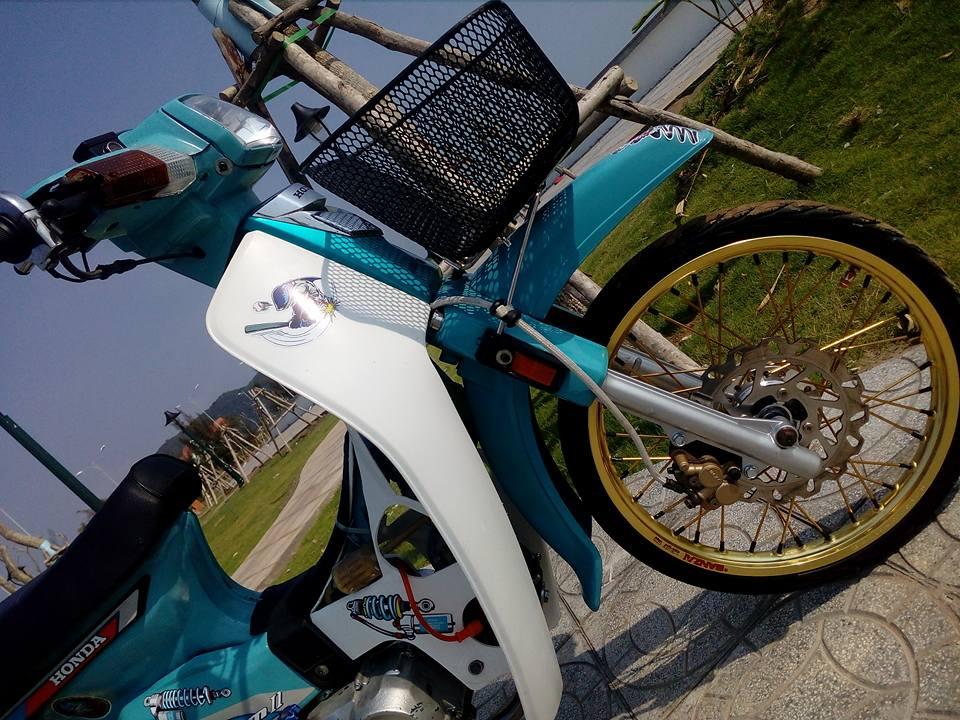 Honda Dream do lot xac manh me voi option do choi dang cap - 4