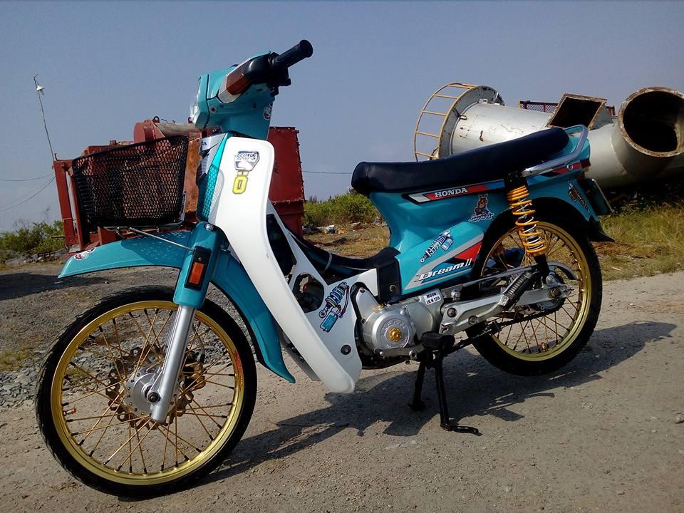 Honda Dream do lot xac manh me voi option do choi dang cap - 6