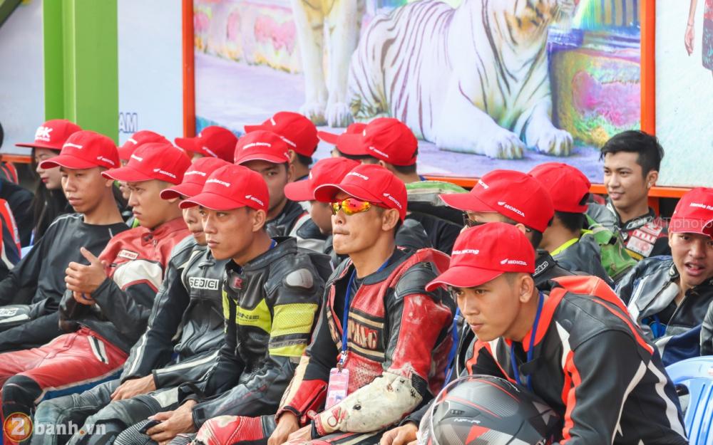 Honda Viet Nam mo man Giai dua xe Mo to toan quoc nam 2018 tai truong dua Dai Nam - 3