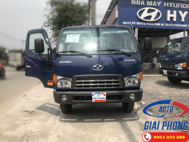 Hyundai HD120SL
