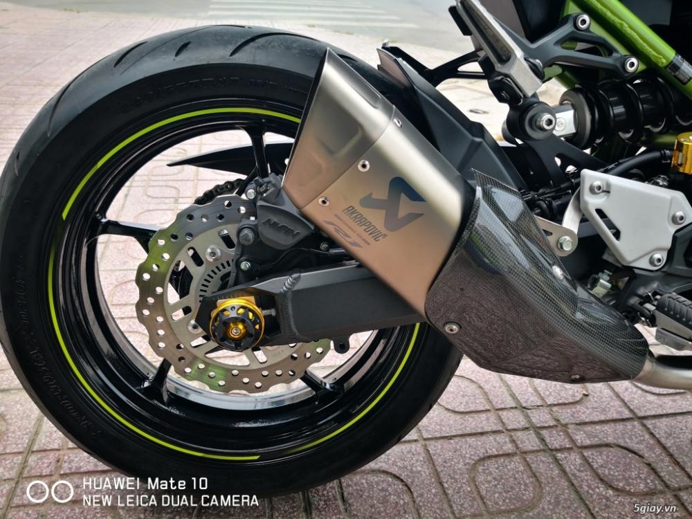 Kawasaki Z900 Bien So VIP 59A3 11122 - 3