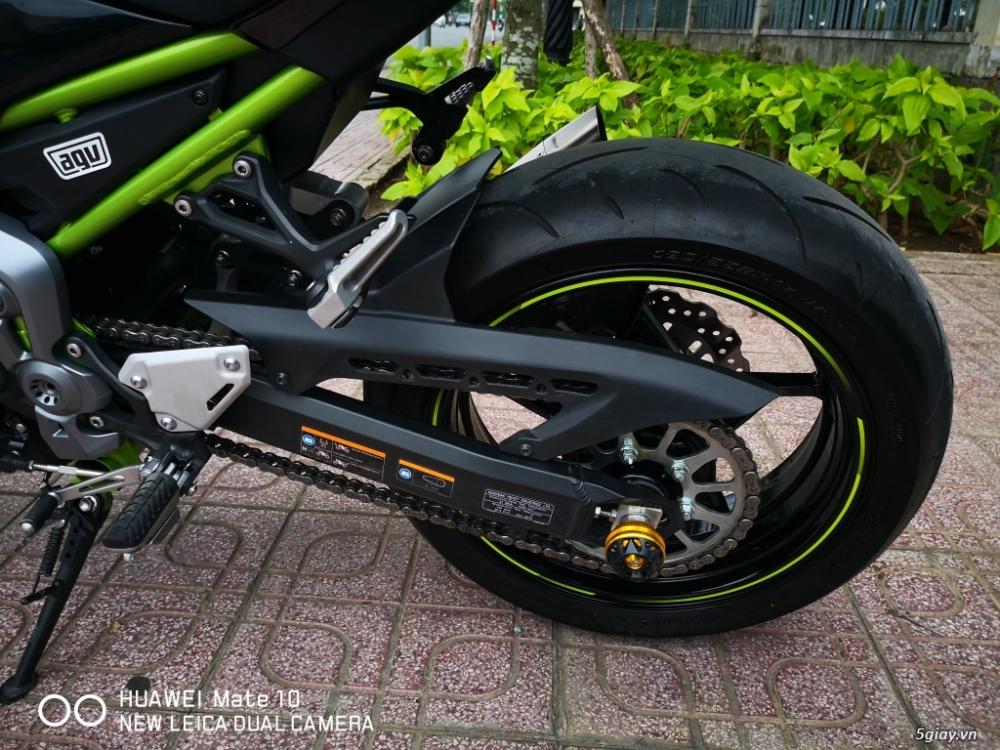 Kawasaki Z900 Bien So VIP 59A3 11122 - 9