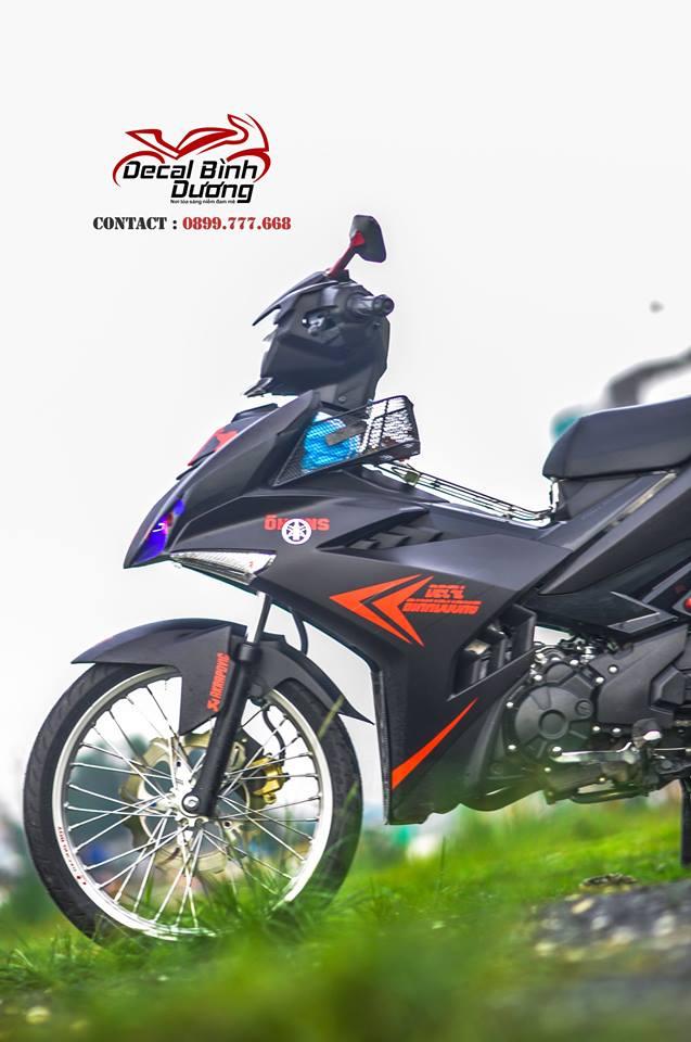 Khai Xuan Bo Tem Exciter 150 Dep Lung Linh