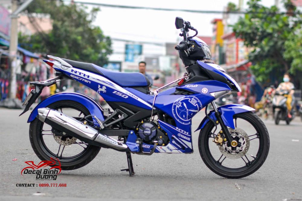 Khai Xuan Bo Tem Exciter 150 Dep Lung Linh - 3