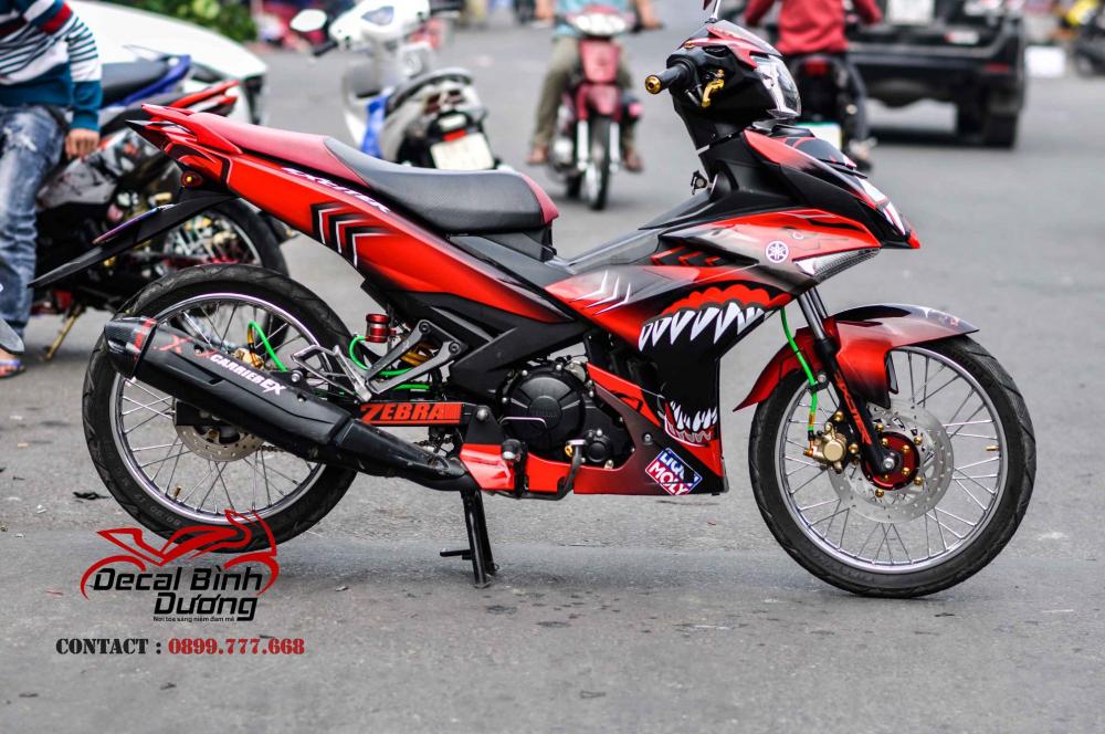 Khai Xuan Bo Tem Exciter 150 Dep Lung Linh - 9