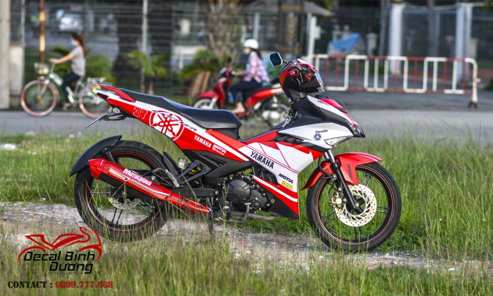 Khai Xuan Bo Tem Exciter 150 Dep Lung Linh - 13