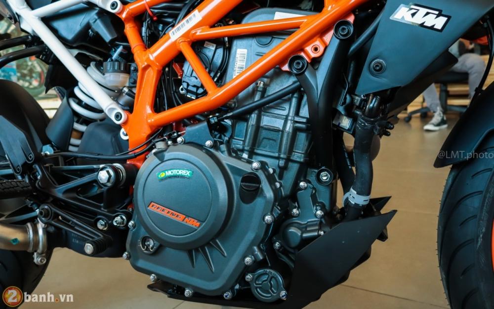 KTM Duke 390 2018 chinh thuc ra mat voi gia ban khoang 175 trieu dong - 5