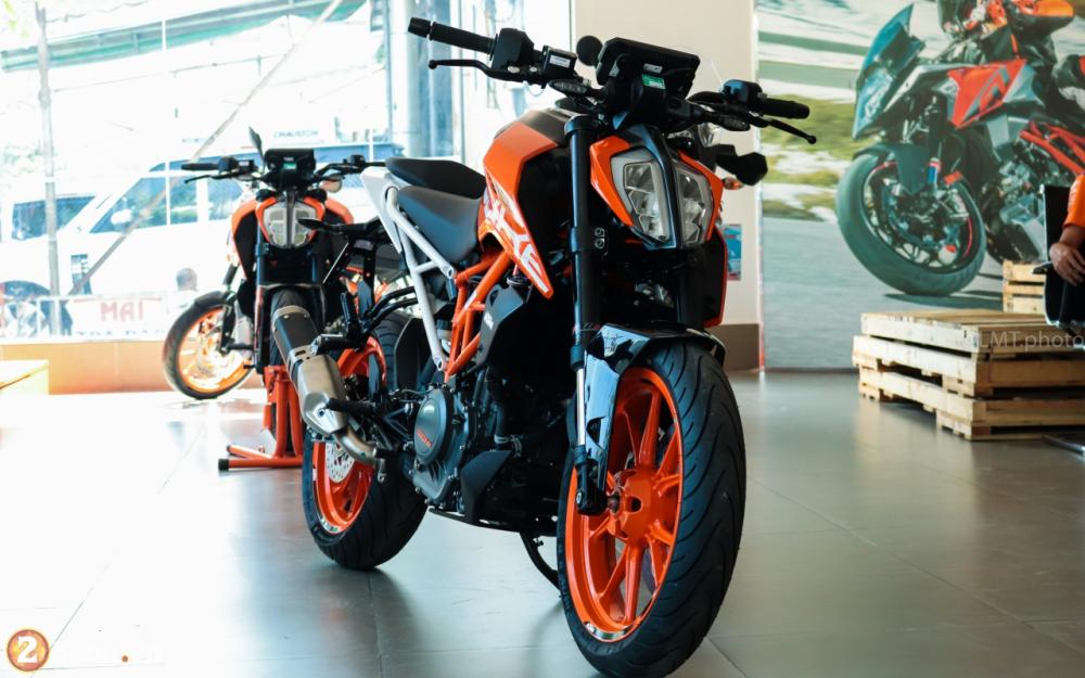 KTM Duke 390 2018 chinh thuc ra mat voi gia ban khoang 175 trieu dong - 7