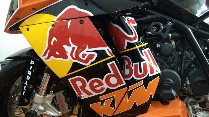 KTM RC8 1190 ve dep hung hon tu version REDBULL RACING - 3