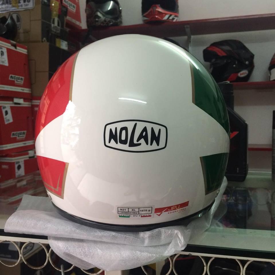 Moto299 Mu lat ham Nolan N104 tai Ha Noi - 8