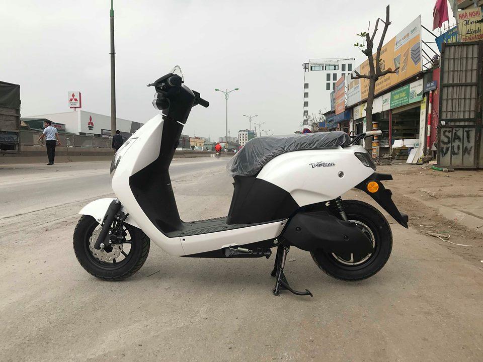 Moto299 Xe dien Honda chinh hang nhap khau ve Viet Nam - 27