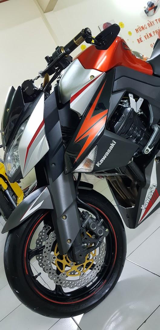 Ban Kawasaki Z1000HQCN62012HISSSaigonodo 16kCuc dep - 2