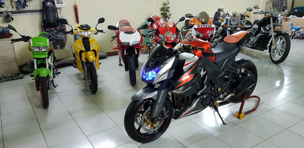 Ban Kawasaki Z1000HQCN62012HISSSaigonodo 16kCuc dep - 7