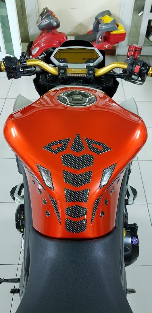 Ban Kawasaki Z1000HQCN62012HISSSaigonodo 16kCuc dep - 10