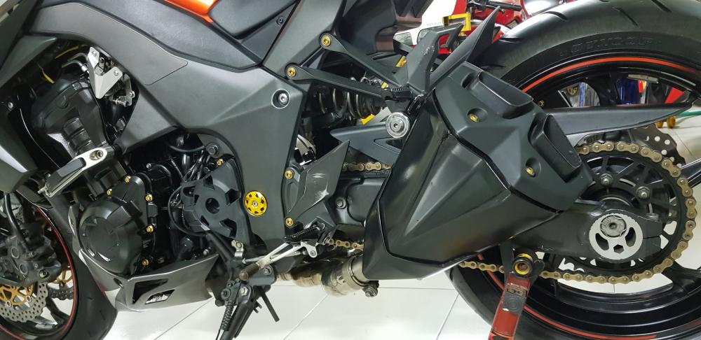 Ban Kawasaki Z1000HQCN62012HISSSaigonodo 16kCuc dep - 16