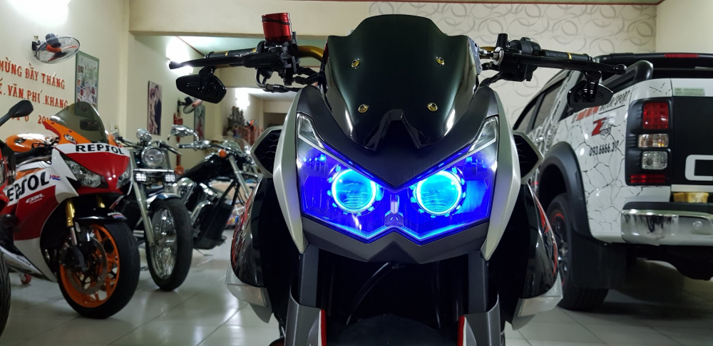 Ban Kawasaki Z1000HQCN62012HISSSaigonodo 16kCuc dep - 22