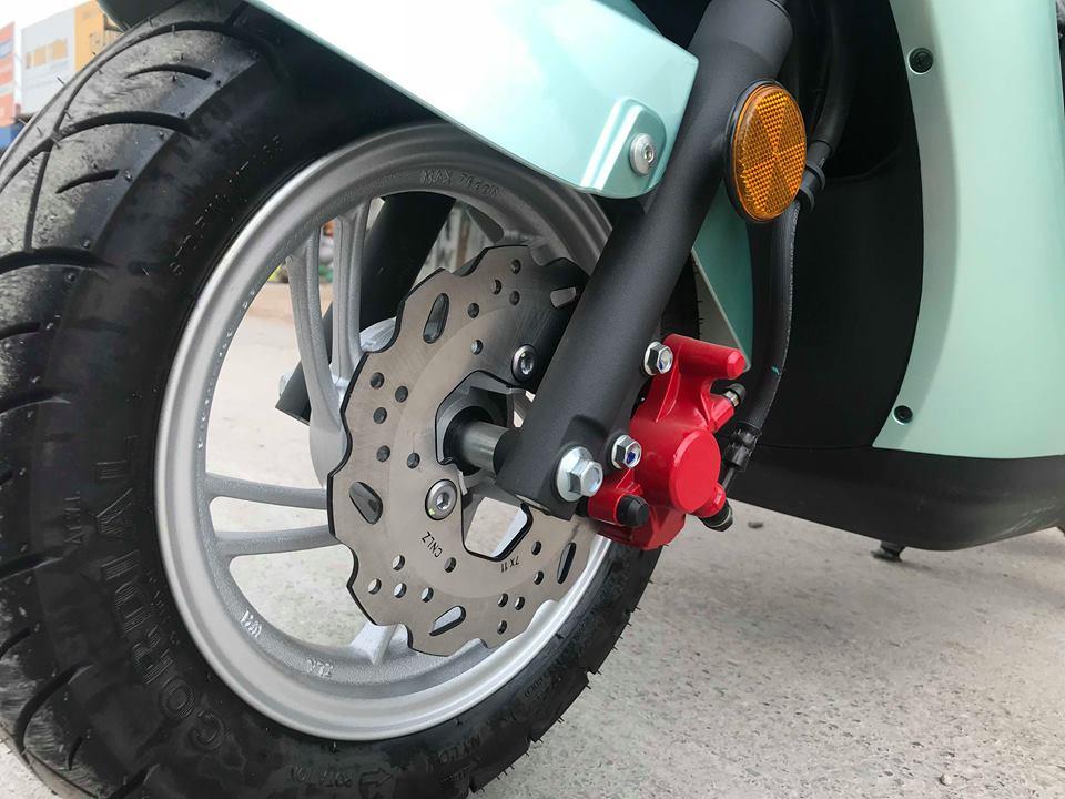 Moto299 Xe dien Honda chinh hang nhap khau ve Viet Nam - 2