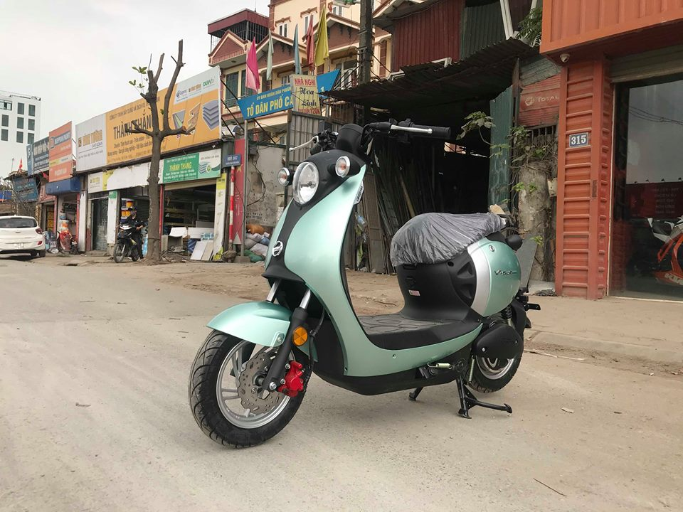 Moto299 Xe dien Honda chinh hang nhap khau ve Viet Nam - 3