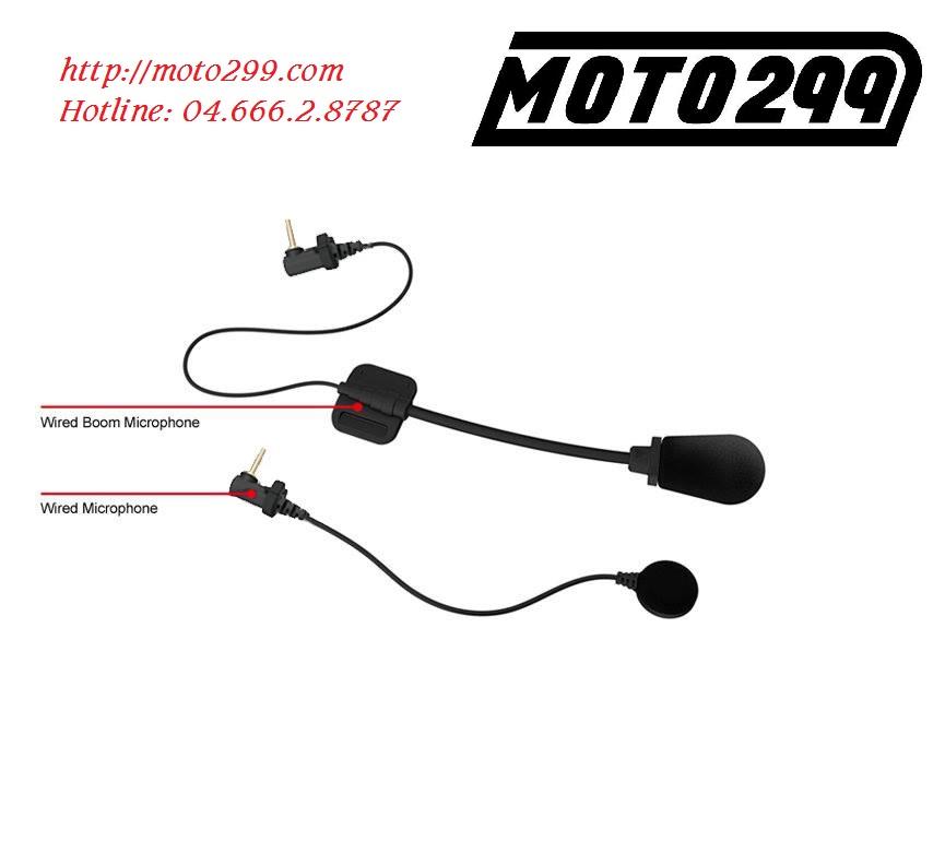 Moto299 Tai nghe Bluetooth Sena 20S dang cap cho dan Motor - 2