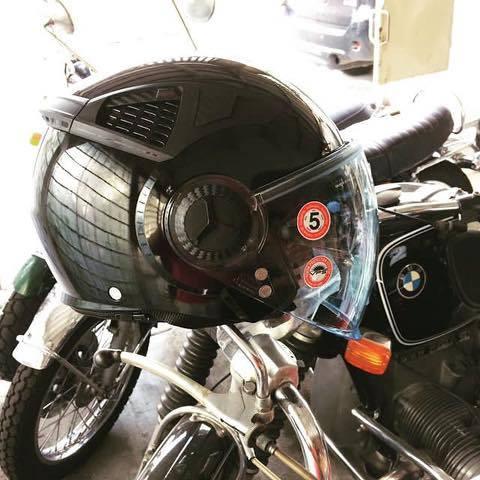 motobox Nolan N33 Evo Flat Black den bong - 4
