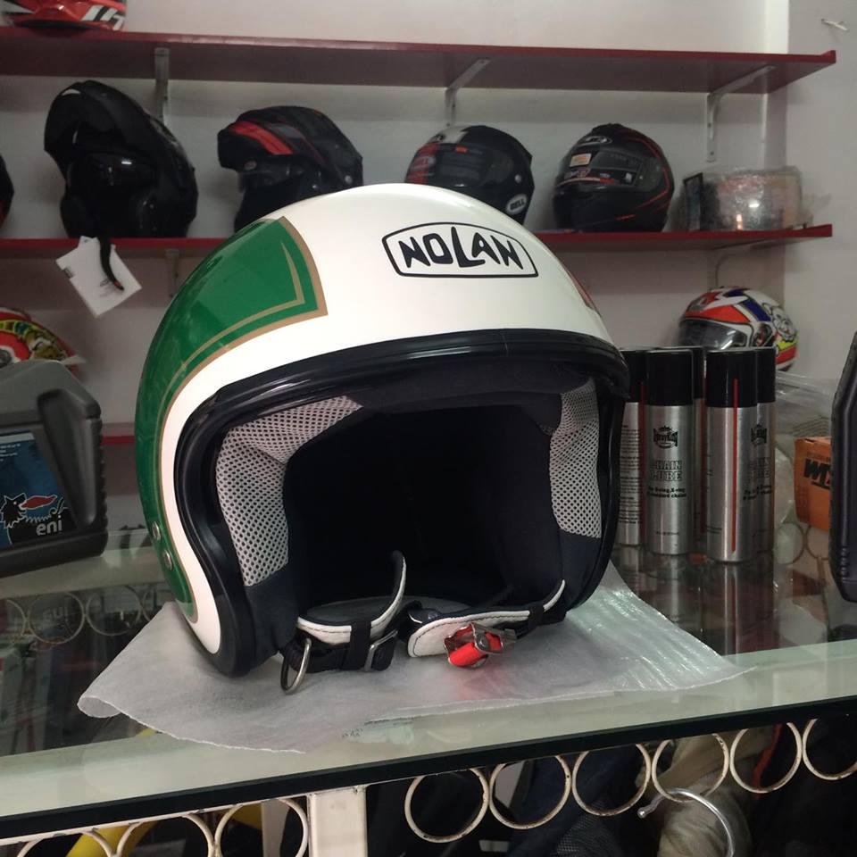 motobox Nolan N21 Helmet don gian va tien dung - 7