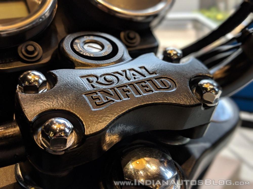 Royal Enfield Thunderbird X 2018 ra mat o An Do - 7