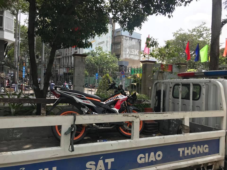 Sonic 150 chay voi toc do ban tho tong nat dau Taxi Vinasun - 9