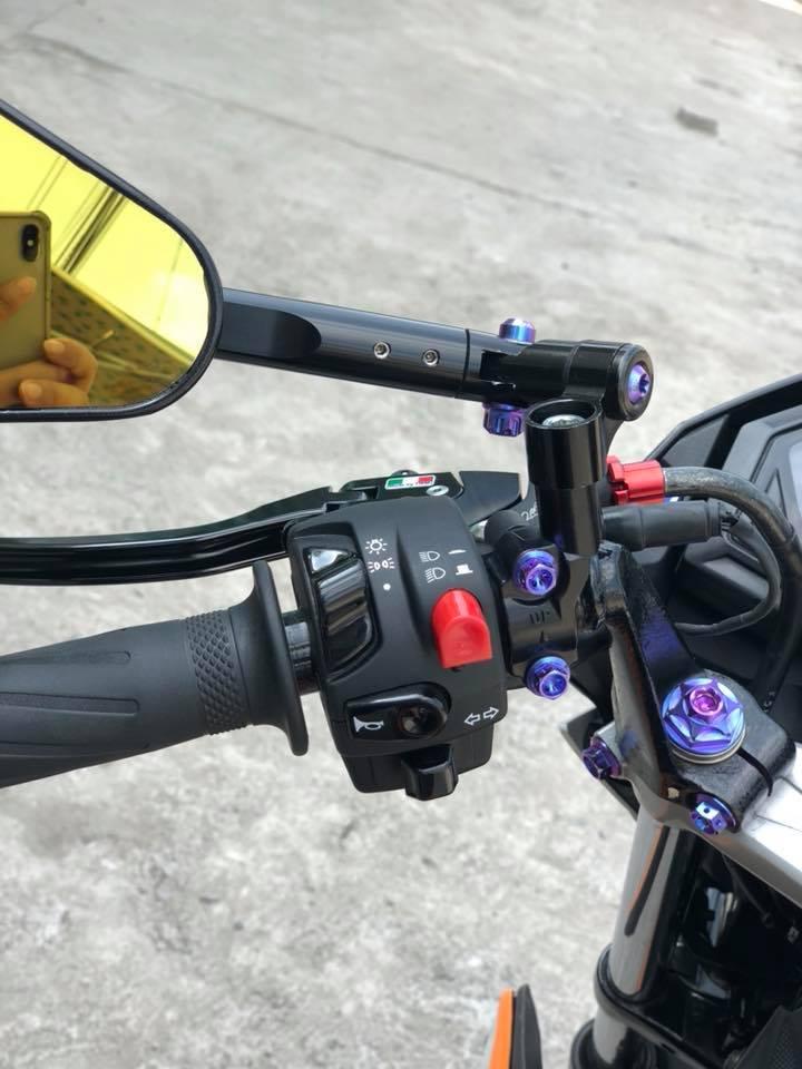 Sonic 150r Repsol do don gian voi loat do choi o ghi dong - 5