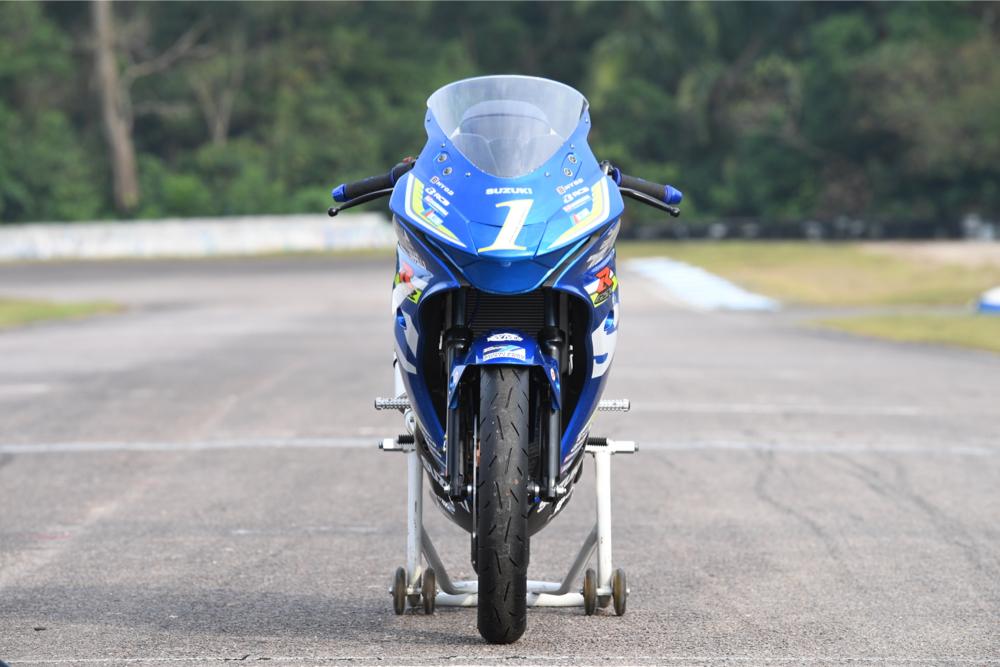 Suzuki Asian Chanllenge se duoc tam ngung to chuc - 3