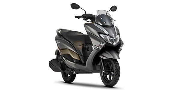 Suzuki chuan bi ra mat dong xe moi canh tranh voi PCX 150 2018 va NMax 155 2018 - 3