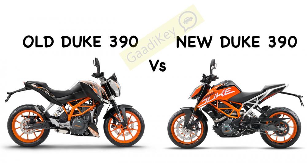 Tao bao voi y tuong do dau den Duke 250 2017 cho xe yeu Duke 390 2016