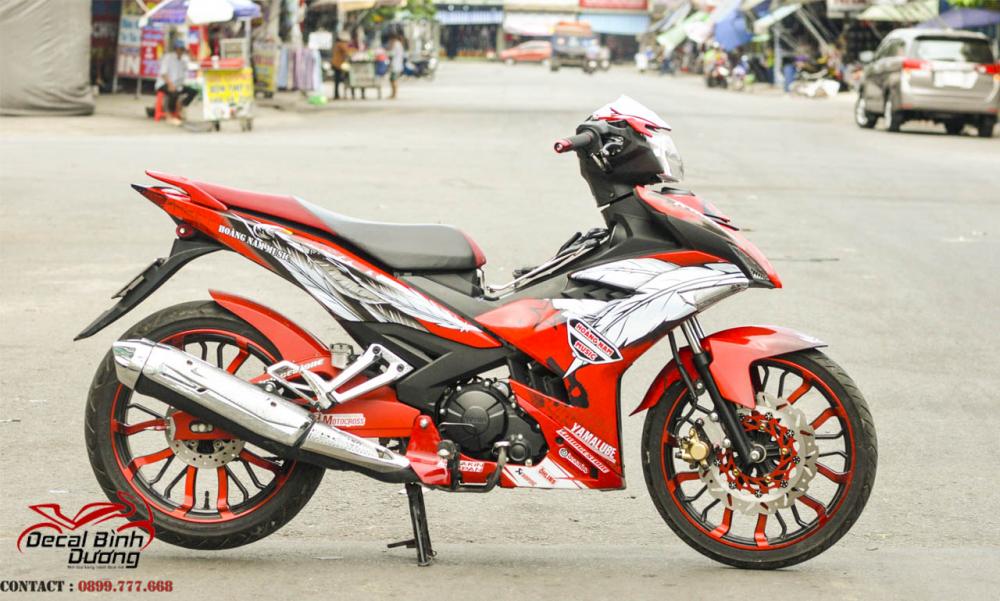 Tong Hop Tem Xe Exciter 150 Dep Nhat 2018 - 7