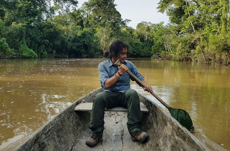 Tran Dang Dang Khoa lac troi giua rung Amazon voi nhung bi an day thu vi - 3