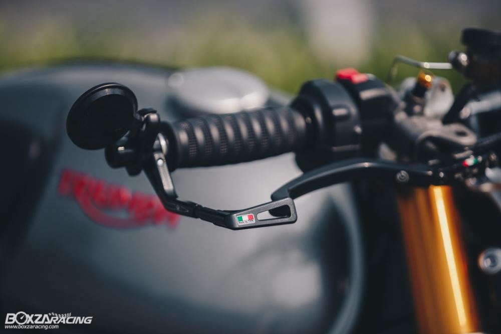 Triumph Thruxton R chan dung hoan hao tu Cafe Racer Legend - 5