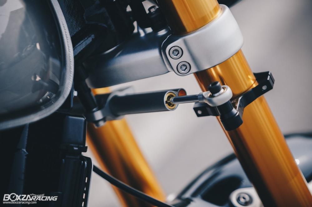 Triumph Thruxton R chan dung hoan hao tu Cafe Racer Legend - 19