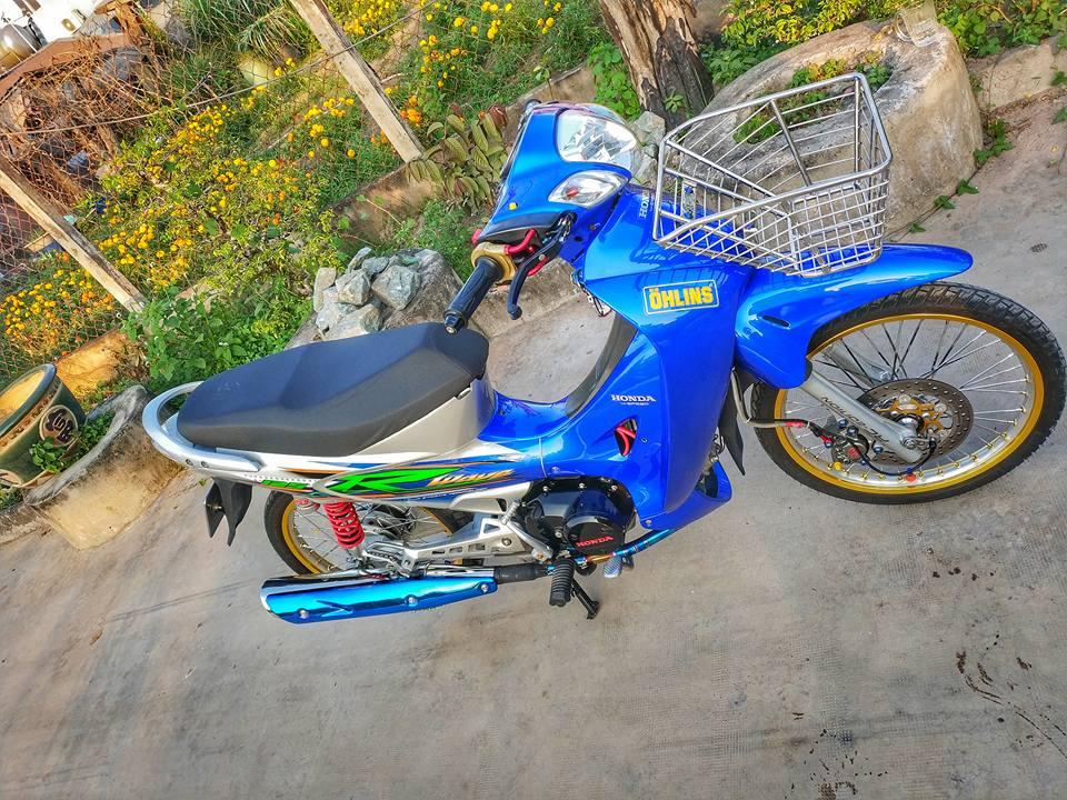 Wave 125i do cuc dep cua mot Biker Viet Nam - 6