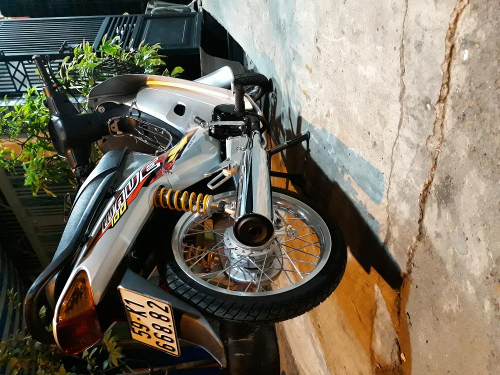 Wave bac chao ACE biker